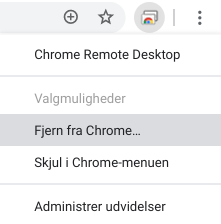 Chromebook afinstallation 1